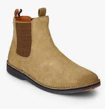Superdry Rallie Chelsea Tan Boots For Men Online In India At Best