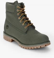 competitive price b3c18 cf509 Timberland Olive Boots men