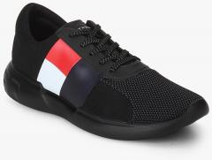 3ccdcea89b8e Tommy Hilfiger Black Sneakers for Men online in India at Best price ...