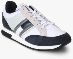 82cd55fcbeab Tommy Hilfiger White Sneakers for Men online in India at Best price on 4th May  2019