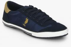 U S Polo Assn Elmo Navy Blue Sneakers