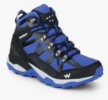 dd81bb72346a Wildcraft Gabbro Blue Outdoor Shoes for Men online in India at Best ...