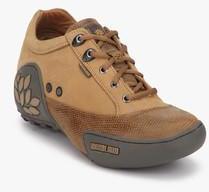 Woodland Camel Lifestyle Shoes for Boys