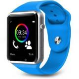 Life Like A1 BLUETOOTH WITH SIM CARD & TF/SD CARD SUPPORT BLUE Smartwatch