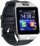 Oxhox EC111 With SIM And 32 GB Memory Card Slot And Fitness Tracker Grey Smartwatch