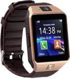 Piqancy Samsung 4G Compatible Bluetooth DZ09 Wrist Watch Phone With Camera & SIM Card Support Black Smartwatch