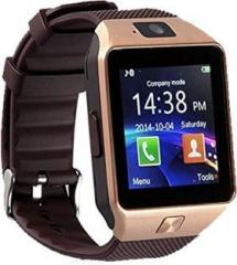 2ef8be29fc0 Piqancy Samsung 4G Compatible Bluetooth DZ09 Wrist Watch Phone with Camera    SIM Card Support Smartwatch