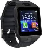 Wokit DZ09 166 Bluetooth With Built In Sim Card And Memory Card Slot Compatible With All Android Mobiles Black Smartwatch
