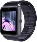 Wokit GT08 391 Bluetooth With Built In Sim Card And Memory Card Slot Compatible With All Android Mobiles Black Smartwatch