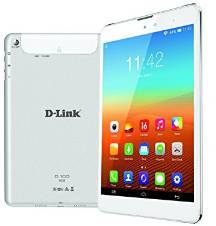 D Link D100 Tablet , Pearl White