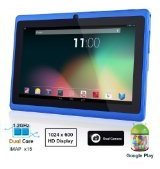 Dragon Touch 7 inch  Blue Dual Core Y88 Google Android 4.1 Tablet PC