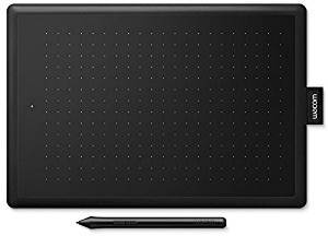 Wacom One by CTL 472/K0 FX Small 6 inch x 3 5 inch Graphic Tablet
