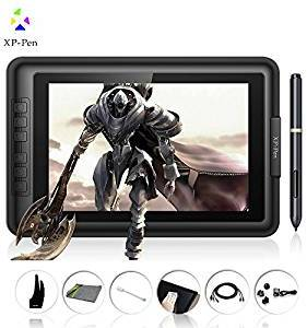 Xp Pen Artist10S 10 1 inch Ips Graphics Drawing Monitor Pen Tablet Pen  Display With Clean Kit And Drawing Glove