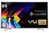 Vu LTDN65XT800XWAU3D 163 Cm Smart Ultra HD LED Television With 1+2 Year Extended Warranty