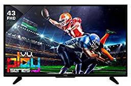 Vu 43 inch (109 cm) 43BS112 Smart Full HD LED TV