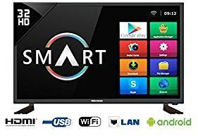 Weston 32 inch (80 cm) WEL 3200S SMART HD Ready LED TV