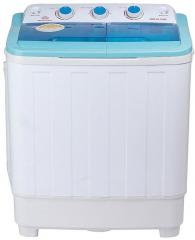 Dmr 4.6 Kg Compact Twin Tub Semi Automatic Mini Washing Machine DMR 46 1298S Blue