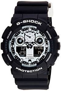 fd2fd9394 Casio G Shock Analog Digital White Dial Men s Watch GA 100BW 1ADR Price -  Latest prices in India on 5th June 2019