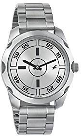 989aed59a96 Fastrack Casual Analog Silver Dial Men s Watch 3123SM02 Price ...