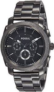 Fossil Chronograph Black Dial Men S Watch Fs4662i Price