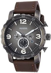Fossil Nate Chronograph Grey Dial Men s Watch JR1424I Price - Latest prices  in India on 18th March 2019  a647e92d903