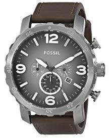 Fossil stopwatch Chronograph Analog Grey Dial Men s Watch JR1424OUT OF STOCK 41682e5c7d5