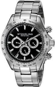 Stuhrling Original Octane Analog Black Dial Men S Watch 564 02 Price
