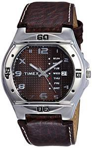 090a6552bb5 Timex Fashion Analog Brown Dial Men s Watch EL04 Price - Latest prices in  India on 1st June 2019