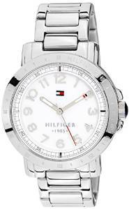 1ec4f587 Tommy Hilfiger Analog White Dial Women's Watch TH1781397J Price in ...