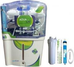 Aqua Fresh Aqua Liv 12 RO + UV + UF + TDS Water Purifier