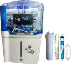 Aqua Fresh Aqua model 12 RO + UV + UF + TDS Water Purifier