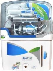 Aqua fresh NYC Model RO_UV_UF_TDS_Mineral Cartage Filter 15 Litres RO + UV + UF + TDS Water Purifier