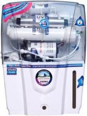 Aquagrand GRAND AUDY 12 Litres RO + UV + UF + TDS Water Purifier