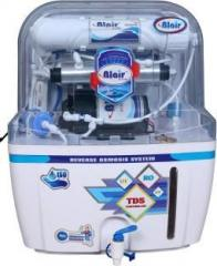 Blair Mineral RO UV UF TDS 15 RO + UV + UF + TDS Water Purifier