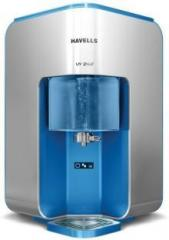 Havells UV Plus Absolute Safety with Double Purification through UV and UF Revitalizer 7 Litres UV Water Purifier
