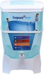 Livpure FIT 17 Litres Gravity Based Water Purifier