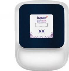 Livpure LIV PEP PRO TOUCH 8.5 Litres RO + UV +UF Water Purifier