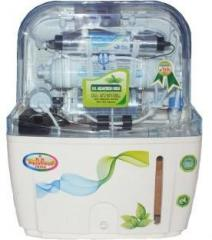 Rk Aquafresh India 33909772488 12 RO + UV + UF + TDS Water Purifier