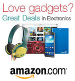 Great Deals in Electronics at Amazon