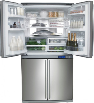 Frost Free Refrigerator