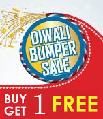 Snapdeal Buy 1 get 1 free Diwali offer